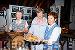 At the Churchhill Heritage Day at the forge on Saturday were Eileen Lehane, Maureen Brosnan and Ina Ferris