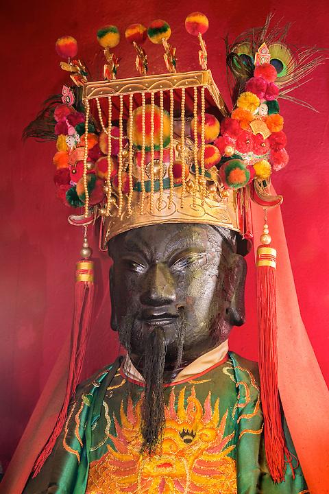 Man Cheong (God Of Literature).