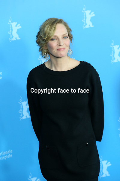 Berlinale 2014 - Photocall Nymphomaniac - Uma Thurman <br />