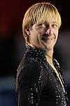 20/10/2012 - Grandi nomi del pattinaggio di figura su ghiaccio, si esibiscono per il Golden Skate 2012 al Palavela di Torino, il 20 ottobre 2012.<br /> <br /> Evgeni Plushenko