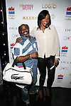 "Christian Ruart and Tashera Simmons Attends Wendy Williams celebrates the launch of her new book ""Ask Wendy"" by HarperCollins and her new Broadway role as Matron ""Mama"" Morton in Chicago - Held at Pink Elephant, NY"