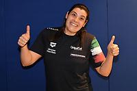 Valeria Palmieri <br /> Budapest 10/01/2020 Duna Arena <br /> Portrait Italy Women National Team <br /> Photo Andrea Staccioli / Insidefoto / Deepbluemedia