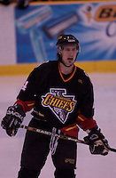 Jeff Zehr - Johnstown Chiefs 2003-2004