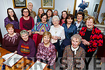 Members of the Tralee Art Group enjoying the evening out in Bella Bia on Friday night.