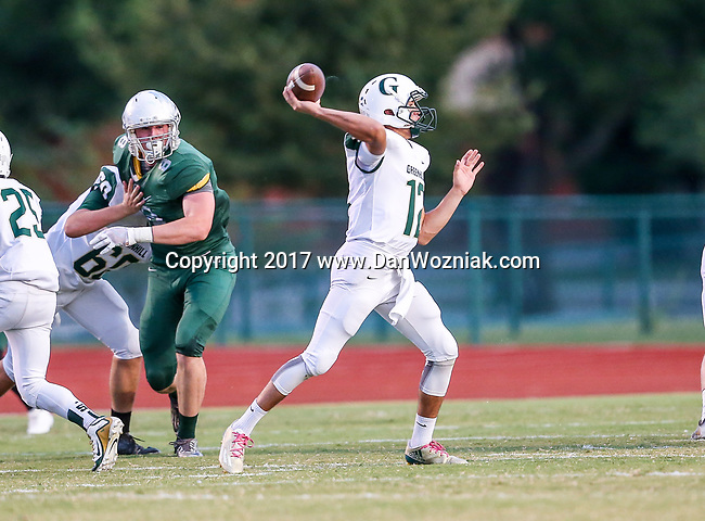 2017 HS Football:Oakridge
