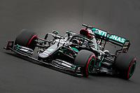17th July 2020, Hungaroring, Budapest, Hungary; F1 Grand Prix of Hungary,  free practise sessions;  44 Lewis Hamilton GBR, Mercedes-AMG Petronas Formula One Team