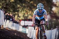 Laura Verdonschot (BEL)<br /> <br /> UEC CYCLO-CROSS EUROPEAN CHAMPIONSHIPS 2018<br /> 's-Hertogenbosch – The Netherlands<br /> Women's Elite Race