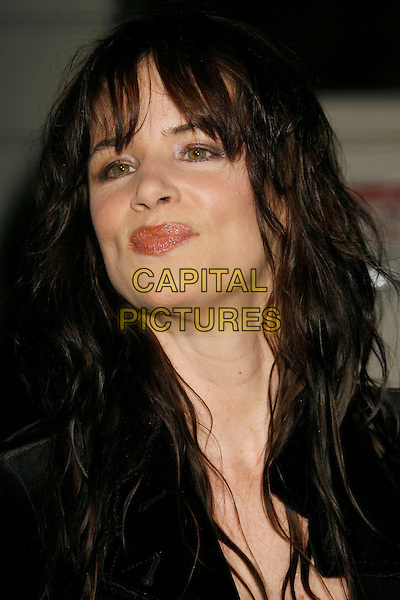 JULIETTE LEWIS.Gianni And Donatella Versace Receive Rodeo Drive Walk Of Style Award held at the Beverly Hills City Hall, Beverly Hills, California, USA. .February 8th, 2007.headshot portrait.CAP/ADM/RE.©Russ Elliot/AdMedia/Capital Pictures