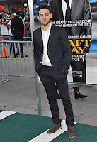 Ryan Guzman at the Los Angeles premiere of &quot;Draft Day&quot; at the Regency Village Theatre, Westwood.<br /> April 7, 2014  Los Angeles, CA<br /> Picture: Paul Smith / Featureflash