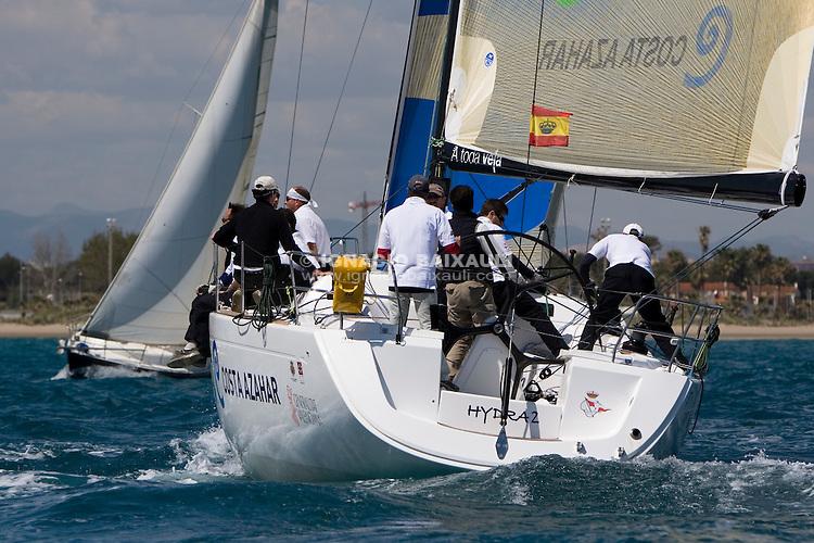 Pasión por Castellón Costa Azahar Hydra 2 - TROFEO PRIMAVERA - Real Club Náutico de Castellón April 2008 - Real Club Náutico de Castellón, Castellón, Spain - Regata de flota/Fleet Race - Cruceros/Cruisser