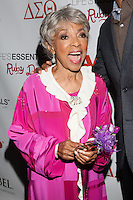 NEW YORK, NY - NOVEMBER 14: Ruby Dee at the 'Life's Essentials With Ruby Dee' screening at The Schomburg Center for Research in Black Culture on November 14, 2012 in New York City. Photo by Diego Corredor/MediaPunch Inc. /NortePhoto