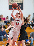Valley Regional @ Cromwell Varsity Girls Basketball