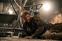Overlord (2018)<br /> Wyatt Russell <br /> *Filmstill - Editorial Use Only*<br /> CAP/MFS<br /> Image supplied by Capital Pictures