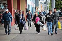 Querétaro, Qro. 04 Enero 2016.- Esta mañana  se registraron bajas en los índices de temperatura en la capital del estado y se espera y cuntinue por el resto del día..<br /> Foto: Victor Pichardo / Obture Press Agency