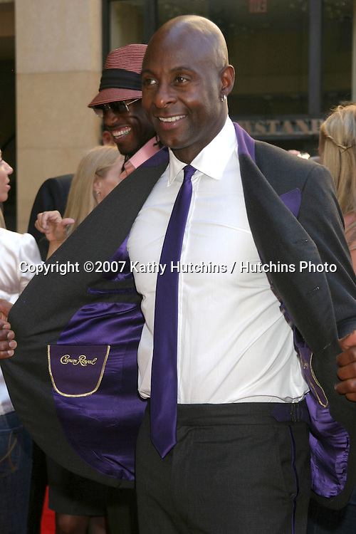 Jerry Rice.ESPY Awards 2007.Kodak Theater.Los Angeles, CA.July 11, 2007.©2007 Kathy Hutchins / Hutchins Photo....
