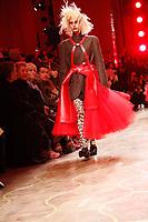 FEB 2020 Junya Watanabe Fall 2020 backstage at Paris Fashion Week