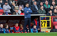 Jonathan Woodgate manager of Middlesbrough during Charlton Athletic vs Middlesbrough, Sky Bet EFL Championship Football at The Valley on 7th March 2020