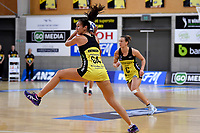 Pulse' Ameliaranne Ekenasio in action during the ANZ Premiership - Pulse v Stars at Te Rauparaha Arena, Porirua, New Zealand on Wednesday 3 April 2019. <br />
