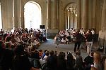 14° Suzuki World Convention, 14 aprile 2006 School concert nell'atrio di Palazzo Carignano