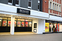 JAN 21 Beales Stores in Administration