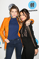 LOS ANGELES - FEB 5:  Emily Arlook, Francia Raisa at the Disney ABC Television Winter Press Tour Photo Call at the Langham Huntington Hotel on February 5, 2019 in Pasadena, CA.<br /> CAP/MPI/DE<br /> ©DE//MPI/Capital Pictures