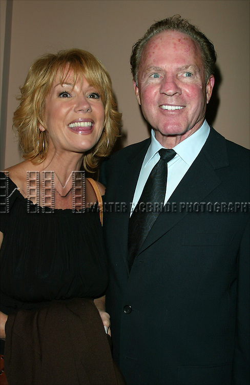 KATHIE LEE GIFFORD with her Husband<br /> FRANK GIFFORD<br /> SAY GOODNIGHT GRACIE<br /> The Live Laughter and Love of George Burns<br /> Opening Night at the Helen Hayes Theatre,<br /> New York City<br /> October 10, 2002