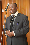 Pastor Amos Ngugi at the Launch of the Drug Awareness Leaflets by Acts of Compassion Ministries...Photo NEWSFILE/Jenny Matthews.(Photo credit should read Jenny Matthews/NEWSFILE)....This Picture has been sent you under the condtions enclosed by:.Newsfile Ltd..The Studio,.Millmount Abbey,.Drogheda,.Co Meath..Ireland..Tel: +353(0)41-9871240.Fax: +353(0)41-9871260.GSM: +353(0)86-2500958.email: pictures@newsfile.ie.www.newsfile.ie.FTP: 193.120.102.198.