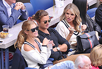 FLUSHING NY- SEPTEMBER 10:  Nina Agdal, Jack Brinkley Cook and Christie Brinkley at the US Open Men's Final Championship match at the USTA Billie Jean King National Tennis Center on September 10, 2017 in Flushing, Queens. Credit: John Palmer/MediaPunch<br /> CAP/MPI04<br /> &copy;MPI04/Capital Pictures