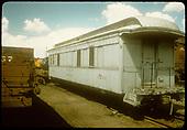 Office car #0291 - Alamosa.<br /> D&amp;RGW  Alamosa  ?, CO