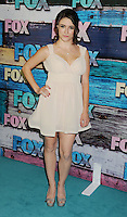WEST HOLLYWOOD, CA - JULY 23: Daniela Bobadilla arrives at the FOX All-Star Party on July 23, 2012 in West Hollywood, California. / NortePhoto.com<br />