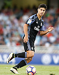 Real Madrid's Marco Asensio during La Liga match. August 21,2016. (ALTERPHOTOS/Acero)