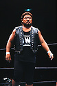 Hiro Saito (JPN),AUGUST 3, 1997 - Pro-Wrestling : Wrestler Hiro Saito stands on the ring during the New Japan Pro-Wrestling event in Japan.(Photo by Yukio Hiraku/AFLO)