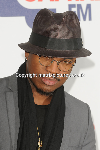 NON EXCLUSIVE PICTURE: PAUL TREADWAY / MATRIXPICTURES.CO.UK<br /> PLEASE CREDIT ALL USES<br /> <br /> WORLD RIGHTS<br /> <br /> American R&amp;B singer Ne-Yo attends The Capital FM Summertime Ball at Wembley Stadium in London.<br /> <br /> JUNE 6th 2015<br /> <br /> REF: PTY 151822