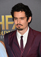 LOS ANGELES, CA. November 04, 2018: Damien Chazelle at the 22nd Annual Hollywood Film Awards at the Beverly Hilton Hotel.<br /> Picture: Paul Smith/Featureflash