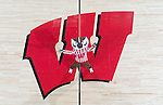 MADISON, WI - JANUARY 28: Mascot Bucky Badgers of the Wisconsin Badgers performs during the game against the Minnesota Golden Gophers at the Kohl Center on January 28, 2007 in Madison, Wisconsin. The Badgers beat the Golden Gophers 70-57. (Photo by David Stluka)