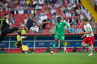 Moscow, RUSSIA - Tuesday, June 19, 2018: Senegal beat Polland 2-1 at Spartak Stadium in Moscow.