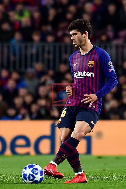 UEFA Champions League 2018/2019 - Matchday 6.<br /> FC Barcelona vs Tottenham Hotspur FC: 1-1.<br /> Carles Aleña.