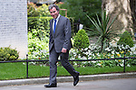 © Joel Goodman - 07973 332324 . 11/05/2015 . London , UK . OLIVER LETWIN arrives at 10 Downing Street this afternoon (11th May 2015) . Photo credit : Joel Goodman