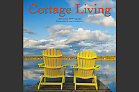 PRODUCT: Calendar<br /> TITLE: Cottage Living Wall 2018<br /> CLIENT: Wyman Publications / Browntrout Canada