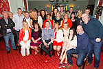 Mike and Sheila Mc Donnell, Ballinorig Tralee, celebrating their 25th wedding Anniversary with family and friends at the Imperial Hotel on Saturday