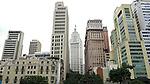 Predios no centro da cidade de Sao Paulo. 2017. Foto de Juca Martins.