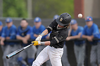 NWA Democrat-Gazette/BEN GOFF @NWABENGOFF<br /> Bentonville vs Rogers baseball Monday, April 17, 2017, at the Tiger Athletic Complex in Bentonville.