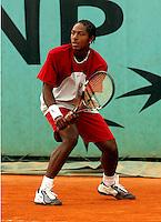 02-06-2004, Paris, tennis, Roland Garros, Jenkins