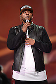 MIAMI, FL - NOVEMBER 07: Don Omar performs during the iHeartRadio Fiesta Latina concert at American Airlines Arena on November 7, 2015 in Miami, Florida. Credit Larry Marano © 2015
