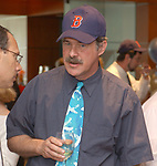 Dan Van Benthuysen seen at the Retirement Celebration for Tony Marro held at Melville Office of Newsday on Tuesday, August 12, 2003. (Photo / Jim Peppler).