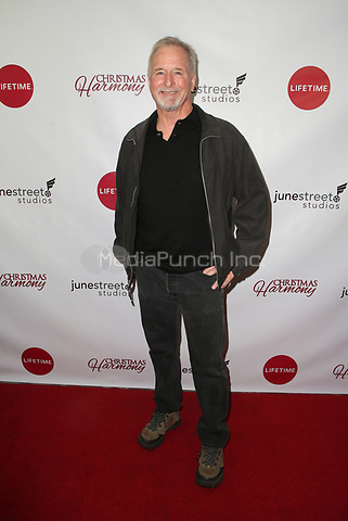 "LOS ANGELES, CA - NOVEMBER 7: Stephen Howard, at Premiere of Lifetime's ""Christmas Harmony"" at Harmony Gold Theatre in Los Angeles, California on November 7, 2018. Credit: Faye Sadou/MediaPunch"