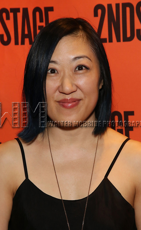 Young Jean Lee attends the Off-Broadway Opening Night performance of the Second Stage Production on 'Torch Song'  on October 19, 2017 at Tony Kiser Theater in New York City.
