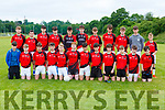 The East Kerry team that played Tralee District in Killarney on Sunday
