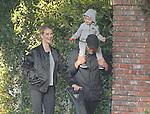 EXCLU! Rosie Huntington & Jason Statham