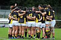 Action from the Farah Palmer Cup women's provincial rugby match between Wellington Pride  and Auckland at Jerry Collins Stadium / Porirua Park, Wellington, New Zealand on Saturday, 23 September 2017. Photo: Dave Lintott / lintottphoto.co.nz